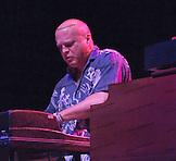 John Medeski with Phil Lesh & Friends:  Phil Lesh (bass guitar) & vocals), John Scofield (guitar), Jackie Greene (guitar, keysboards & vocals), Stu Allan (guitar & vocals), Joe Russo (drums), John Medeski (keyboards & vocals).