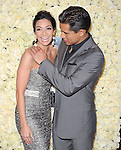 Mario Lopez and Courtney Mazza attends the QVC Red Carpet Style Event held at The Four Seasons at Los Angeles in Los Angeles, California on February 23,2012                                                                               © 2012 DVS / Hollywood Press Agency