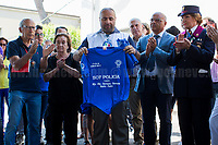 Luigi Lombardo - National Secretary of Siap, Sindacato appartenenti polizia, one of the Italian Police trade unions - http://www.siap-polizia.org/<br />