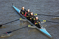 Crew: 377  GLT (D)  Godolphin & Latymer School (J Rush)  W 4+ Jun Chall<br /> <br /> Fours Head of the River 2018<br /> <br /> To purchase this photo, or to see pricing information for Prints and Downloads, click the blue 'Add to Cart' button at the top-right of the page.