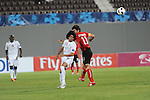 Al-Wahda vs Persepolis during the 2011 AFC Champions League Group C match on May 10, 2011 at the Al-Nahyan Stadium in Abu Dhabi, Qatar. Photo by World Sport Group