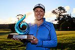 Golf - Anita Boon Pro-Am, 22 September 2017