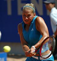 Roma 16 Maggio 2002<br /> Tennis Master Roma<br /> Sanex Wta Tour<br /> Ottavi di finale Anna Kournikova<br /> Roma Tennis Internazionali d'Italia 2002<br /> Foto Andrea Staccioli/Insidefoto