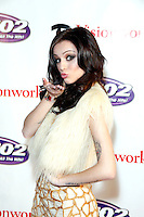 PHILADELPHIA, PA - DECEMBER 5 :  Cher Lloyd pictured on the red carpet at Q 102's Jingle Ball 2012 presented by Xfinity at the Wells Fargo Center in Philadelphia, Pa on December 5, 2012  © Star Shooter / MediaPunch Inc /NortePhoto©