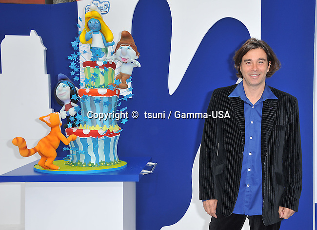 Heitor Pereira  at the Smurfs 2 Premiere at the Westwood Village Theatre in Los Angeles.