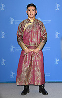 BERLIN, GERMANY - FEBRUARY 8: Norovsambuu Batmunkh attends the Oendoeg photocall during the 69th Berlinale International Film Festival Berlin at the Grand Hyatt Hotel on February 8, 2019 in Berlin, Germany.<br /> CAP/BEL<br /> &copy;BEL/Capital Pictures
