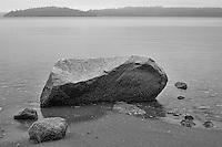 Beach at Fowlweather Bluff, Washington