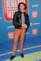 "LOS ANGELES, CA. November 05, 2018: Tommy Martinez at the world premiere of ""Ralph Breaks The Internet"" at the El Capitan Theatre.<br /> Picture: Paul Smith/Featureflash"
