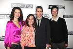 Quiara Alegria Hudes, Marsha Norman, Bruce Norris & Tom Kitt.attending the Broadway Opening Night Performance After Party for 'Clybourne Park' at Gotham Hall in New York City on 4/19/2012