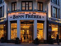 Mobilier Bonn 9, rue Philippe II, Luxemburg-City, Luxemburg, Europa<br /> , Luxembourg City, Europe
