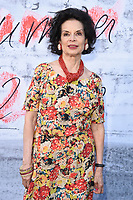 Bianca Jagger arriving for the Serpentine Summer Party 2018, Hyde Park, London, UK. <br /> 19 June  2018<br /> Picture: Steve Vas/Featureflash/SilverHub 0208 004 5359 sales@silverhubmedia.com