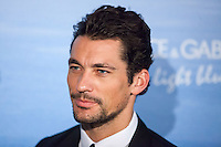David Gandy attends the Dolce & Gabbana Mediterranean Summer Cocktail in Madrid