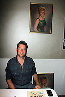 "Mark Wood<br /> ""Bewitched"" Fan Fare Day 4, Sportsman's Lodge, Studio City, CA 09-20-14<br /> David Edwards/DailyCeleb.com 818-249-4998"