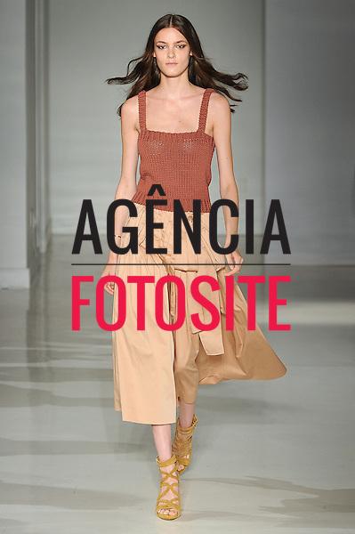 Nova Iorque, EUA &sbquo;09/2014 - Desfile de Jill Stuart durante a Semana de moda de Nova Iorque  -  Verao 2015. <br /> <br /> Foto: FOTOSITE
