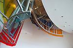 Registro de Obra del Biomuseo, septiembre 2014.©Victoria Murillo/Istmophoto.com