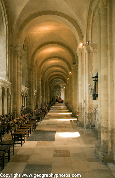 Norwich cathedral, Norwich, Norfolk, England
