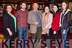 West Limerick Singing Club Fundraiser Concert held last Saturday  night in Fr. Casey's Clubhouse Abbeyfeale were Bríd Mills Castleisland, Michéal O' Shea Castleisland, Jimmy O' Brien Killarney, Cailín O' Shea Castleisland, Cliona Daly Firies & Kiera Fell Firies.