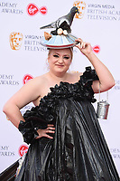 LONDON, UK. May 12, 2019: Daisy May Cooper arriving for the BAFTA TV Awards 2019 at the Royal Festival Hall, London.<br /> Picture: Steve Vas/Featureflash