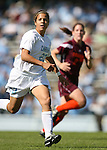 North Carolina's Casey Nogueira (23) on Sunday, October 15th, 2006 at Fetzer Field in Chapel Hill, North Carolina. The University of North Carolina Tarheels defeated the Virginia Tech Hokies 1-0 in an Atlantic Coast Conference NCAA Division I Women's Soccer game.