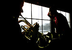 .(EYE LEVEL)--On Sat Jan 27,2001- Jazz Ensemble--On Sat Jan 27,2001. (MARK R. SULLIVAN/HNT CHIEF PHOTOGRAPHER)