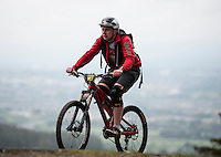 18th May 2014; Colin Keegan, Gravity Enduro Mountain Biking Round 2, Ticknock Hill, Co Dublin. Picture credit: Tommy Grealy/actionshots.ie.