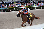 February 1st, 2020: #6 Tonalist's Shape with jockey Irad Ortiz Jr on board, wins the Forward Gal G3 Stakes during the Holy Bull Stakes Day at Gulfstream Park Race Track in Hallandale Beach, Florida. Liz Lamont/Eclipse Sportswire/CSM