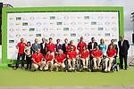 Presentación del Equipo Paralímpico Español de Vela