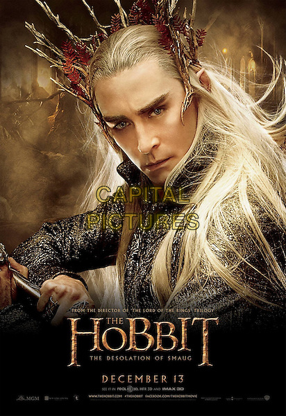 POSTER ART<br /> in The Hobbit: The Desolation of Smaug (2013) <br /> *Filmstill - Editorial Use Only*<br /> CAP/NFS<br /> Image supplied by Capital Pictures