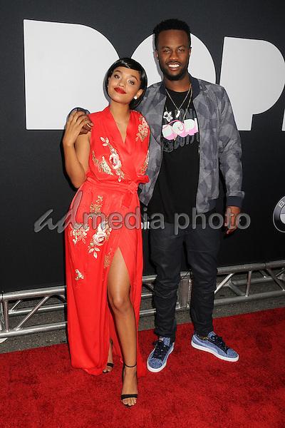 "8 June 2015 - Los Angeles, California - Kiersey Clemons. LA Film Festival 2015 Premiere of ""Dope"" held at Regal Cinemas L.A. Live. Photo Credit: Byron Purvis/AdMedia"