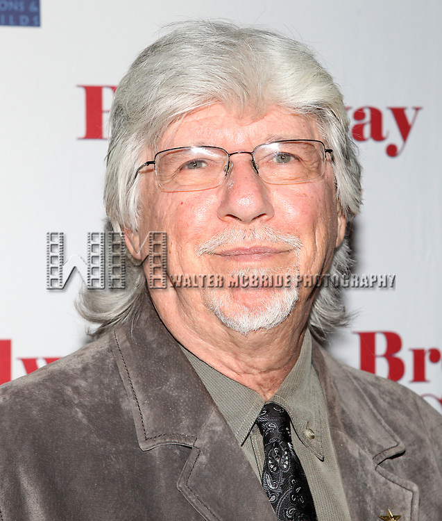 Martin Charnin attending the 'Broadway Salutes' honoring those who make Broadway Great at the Timers Square Visitors Center in Times Square,  New York City on 9/20/2012.
