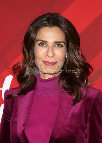 LOS ANGELES, CA - DECEMBER 4: Kristian Alfonso, at Screening Of Hallmark Channel's 'Christmas At Holly Lodge' at The Grove in Los Angeles, California on December 4, 2017. Credit: Faye Sadou/MediaPunch