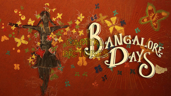 POSTER ART<br /> in Bangalore Days (2014) <br /> *Filmstill - Editorial Use Only*<br /> CAP/NFS<br /> Image supplied by Capital Pictures
