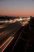 Royalty Free Photo Southern California Freeway