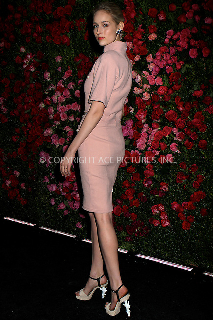 WWW.ACEPIXS.COM . . . . .  ....April 24 2012, New York City....Leelee Sobieski arriving at the 7th Annual Chanel Tribeca Film Festival Artists Dinner at The Odeon on April 24, 2012 in New York City....Please byline: NANCY RIVERA- ACEPIXS.COM.... *** ***..Ace Pictures, Inc:  ..Tel: 646 769 0430..e-mail: info@acepixs.com..web: http://www.acepixs.com