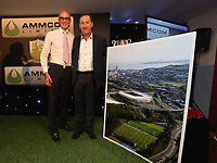 Thursday 16 May 2013<br /> Pictured:<br /> Re: Swansea City FC footballer of the year awards dinner at the Liberty Stadium.