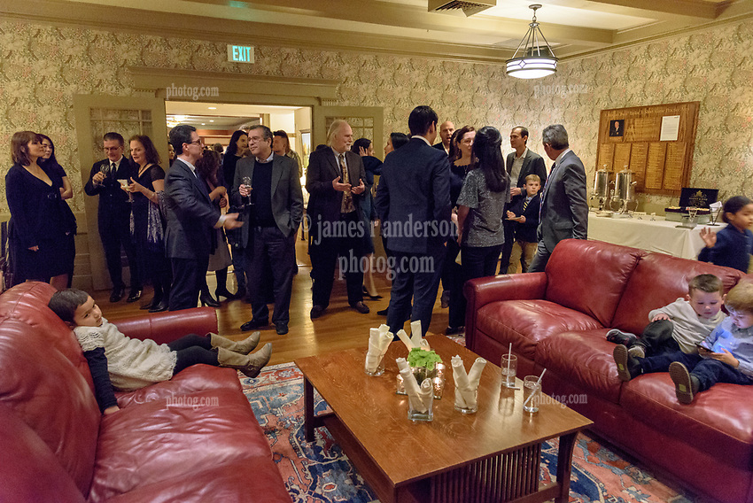 Yale Neurosurgery Holiday Party January 13, 2018 | James R