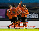 06/11/2010   Copyright  Pic : James Stewart.sct_jsp011_hamilton_v_dundee_utd  .:: DAVID GOODWILLIE CELEBRATES AFTER HE SCORES UNITED'S GOAL AFTER COMING OFF THE BENCH  ::.James Stewart Photography 19 Carronlea Drive, Falkirk. FK2 8DN      Vat Reg No. 607 6932 25.Telephone      : +44 (0)1324 570291 .Mobile              : +44 (0)7721 416997.E-mail  :  jim@jspa.co.uk.If you require further information then contact Jim Stewart on any of the numbers above.........