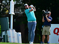 Potomac, MD - June 29, 2017: Marc Leishman tees of on the 15th hole during Round 1 of professional play at the Quicken Loans National Tournament at TPC Potomac at Avenel Farm in Potomac, MD, June 29, 2017.  (Photo by Don Baxter/Media Images International)