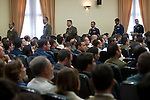 Close of the XIII year of staff of the Armed Forces at the Center for Advanced Studies of National Defense (CESEDEN).(Alterphotos/Ricky)
