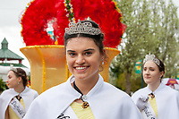 Sumner Daffodil Festival and Parade 2019, Sumner, Washington.