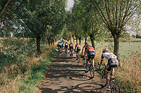 "the chasers<br /> <br /> Antwerp Port Epic 2018 (formerly ""Schaal Sels"")<br /> One Day Race:  Antwerp > Antwerp (207 km; of which 32km are cobbles & 30km is gravel/off-road!)"