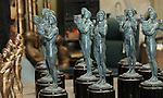 Actors Statuettes Cast for 15th Annual Screen Actors Guild Awards  at the American Fine Arts Foundry in Burbank, California January 14, 2009. Fitzroy Barrett