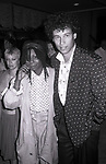 Whoopi Goldberg and David Claessen attend ICAN Fundraiser Dinner on September 19, 1986 at the Beverly Hilton Hotel in Beverly Hills, California.