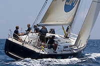 ESP7625 .TANIT IV - MEDILEVEL .NACHO CAMPOS .MARIA JOSE VILA VALERO .R.C.R. ALICANTE .GRAND SOLEIL 37 B .XIII TROFEO TABARCA CIUDAD DE ALICANTE - Real Club de Regatas de Alicante - 3-6 July 2008 - Alicante, España / Spain