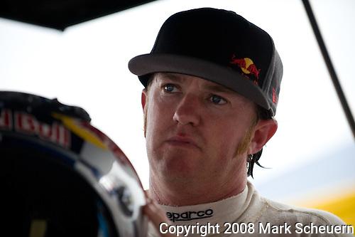 19 July 2008: Buddy Rice (USA) at the Honda Indy 200 IndyCar race at the Mid-Ohio Sports Car Course, Lexington, Ohio, USA.