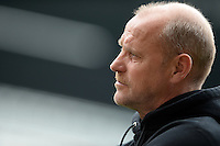 FUSSBALL   1. BUNDESLIGA   SAISON 2012/2013    33. SPIELTAG SV Werder Bremen - Eintracht Frankfurt                   11.05.2013 Trainer Thomas Schaaf (SV Werder Bremen)