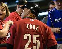 Cruz, Jose 6428.jpg Philadelphia Phillies at Houston Astros. Major League Baseball. September 7th, 2009 at Minute Maid Park in Houston, Texas. Photo by Andrew Woolley.