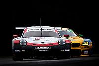 #911 Porsche GT Team Porsche 911 RSR, GTLM: Patrick Pilet, Nick Tandy