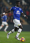Idrissa Gueye of Everton during the English Premier League match at the KCOM Stadium, Kingston Upon Hull. Picture date: December 30th, 2016. Pic Simon Bellis/Sportimage