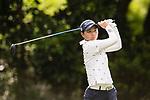 Golfer Yu-Ju Chen of Taiwan during the 2017 Hong Kong Ladies Open on June 10, 2017 in Hong Kong, China. Photo by Marcio Rodrigo Machado / Power Sport Images